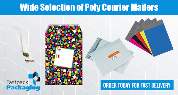 Wide Variety of Poly Courier Mailers
